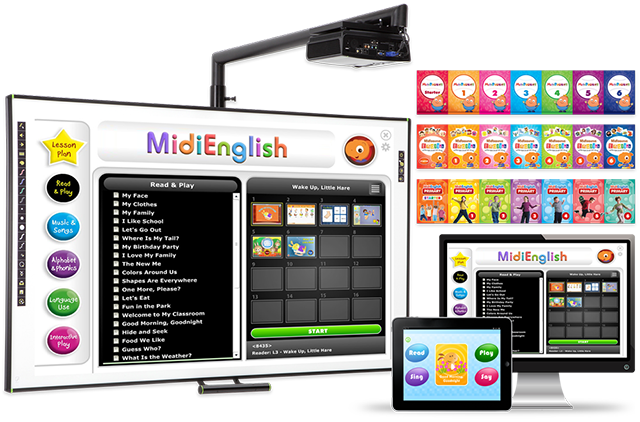 Learning Resources | MidiEnglish